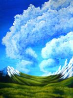 Mountains 4 Concept Art by Samael-SH0-to-5