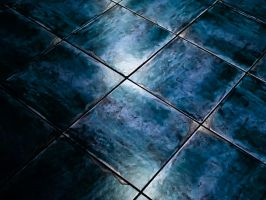 Square Water Tiles by DonnaMarie113