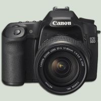 Canon 50D Icon by Markus-Weldon