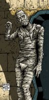 THE MUMMY by MalevolentNate