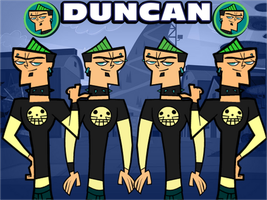 Seeing Doubles Duncan by Cartoon-Maniac