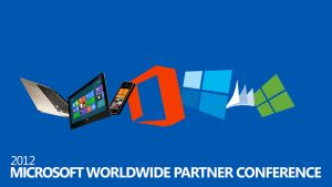 Microsoft Worldwide Partner Conference Wallpaper by MetroUI