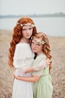 Sisters by Red-head-madness