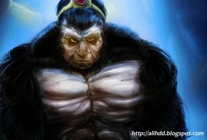 Monkey King by murd3r