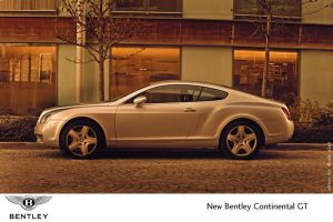 BENTLEY by dhii