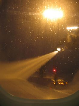 De-Icing the Plane by telakur
