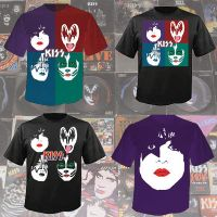 4 KISS T samples by medek1