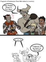 DAI - Fragment of Inadequate Chain Mail by Doku-Sama