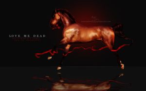 Love Me Dead by ZodiaqueAries