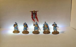 Death Korps Of Krieg Command Squad by Usafkid94