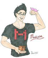 Markiplier by debsie911
