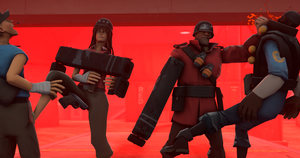 [SFM] Defending the CP [4K Request] by SovietDenmark