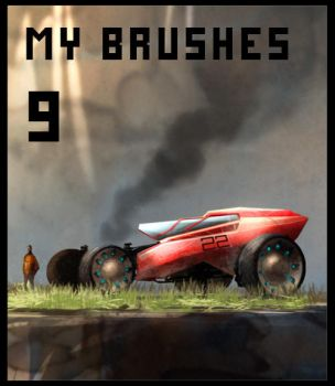 My_brushes_9 by David-Holland