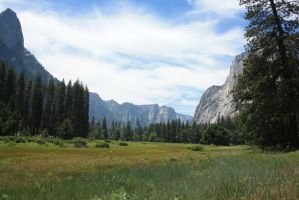 Yosemite Valley by RainingSakura