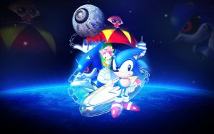 Sonic CD Wallpaper (2560x1600) by Sonitles