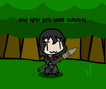 Walfas Prop: Don't Starve Spear by trynt33