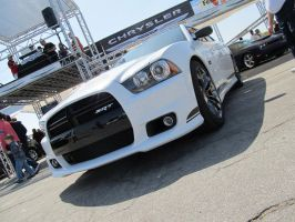 SRT Charger by KateKannibal