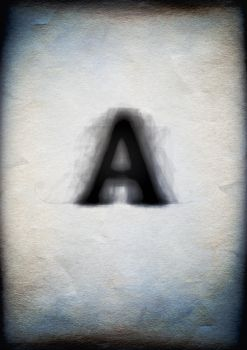 essence of 'A' by The-Red-Right-Hand