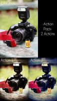 Action Pack 1 by ChristopherFowler