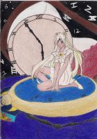 Sailor Moon Phases: New Moon by catgirlSerenity