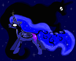 Stars will aid in her Escape by pegasus20101000