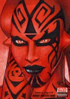 SW Galaxy 5, Darth Talon by Dangerous-Beauty778
