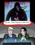 Watching Metalocalypse by AlienShores