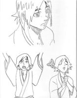 Faces of a Klutz by Bleach-Lovers