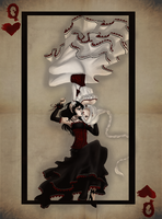 Queens of Heart by alajna