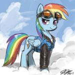 Leather Skies by johnjoseco