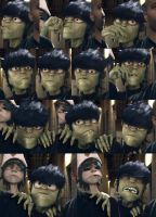 Murdoc, a collection of pretty by tyrblue