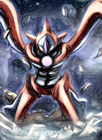 Deoxys: The Ultimate Virus by Supernovian
