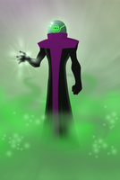 Mysterio Redesign by payno0