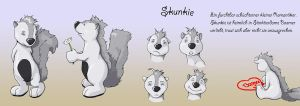 Skunkie by Steeljren