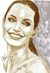Dame Angelina Jolie by s-carter