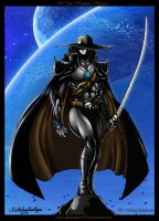 D the vampire hunter by DarkEmperor00