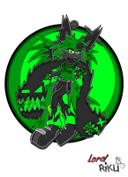Sonic Channel : Hosha the Corrosive Hybrid by Xx-LordVincent-xX