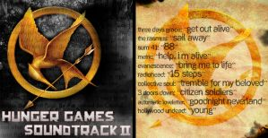 The Hunger Games Soundtrack II by DEFYxxNORMALITY