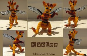 Roobee -- Pipe Cleaners by kalicothekat