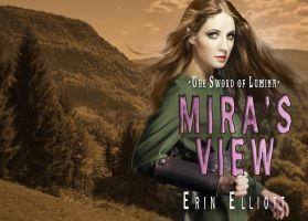 Mira's View - Wrap-around Book Cover by SBibb