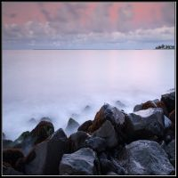 Evening in Hilo by IgorLaptev