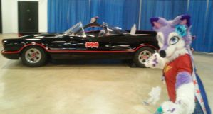 Bat Mobile! by BlueWaterRose