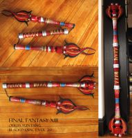 FFXIII: Bladed Lance v. 2.0 by gerodere