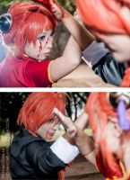 Duel by Hitomi-Cosplay