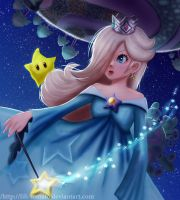 Request: princess Rosalina by lili-tomato