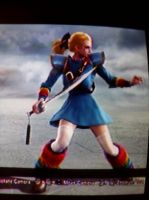 sc5 Rainbow Brite battle pose by autumnrose83