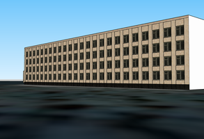 Middleschool No. 1 W.I.P. by sky-commander