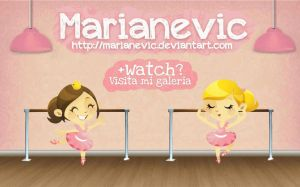 Mi Nueva Webcam: ~Ballerina by Marianevic