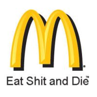 New McDonalds Slogan by esion