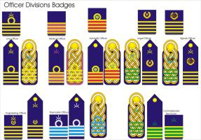 Imperial Navy Division Badges 1 by Ienkoron